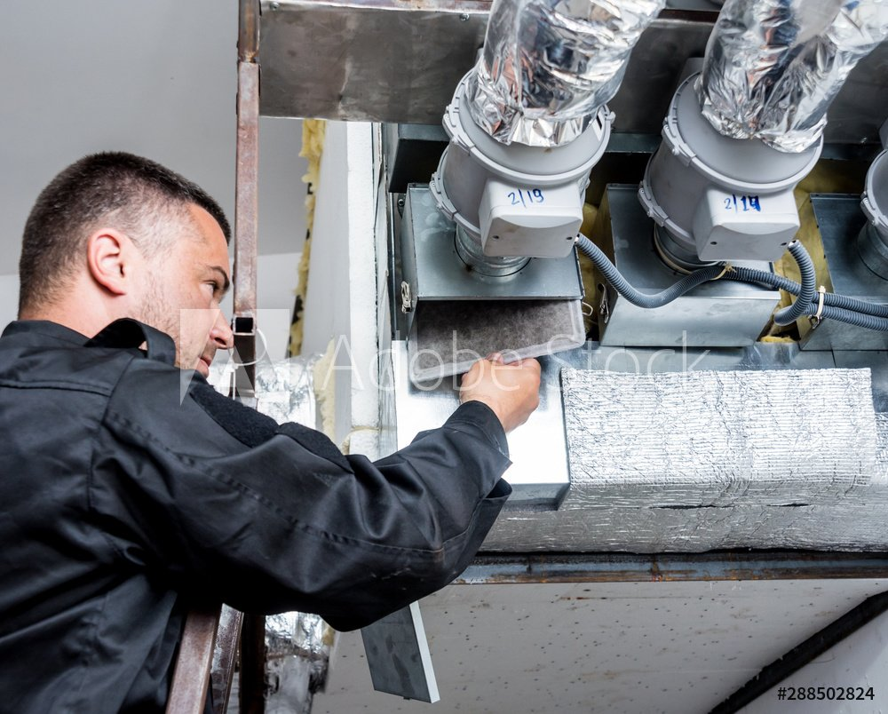 Air Duct Design & Repair