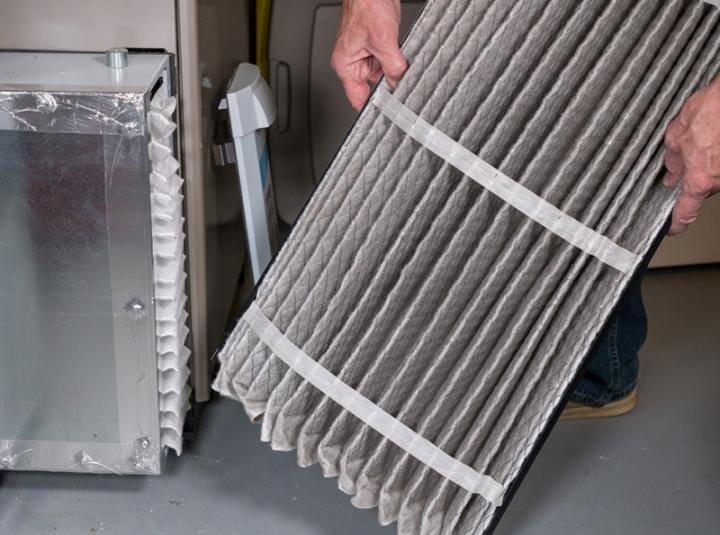 Importance of Regular HVAC Filter Change