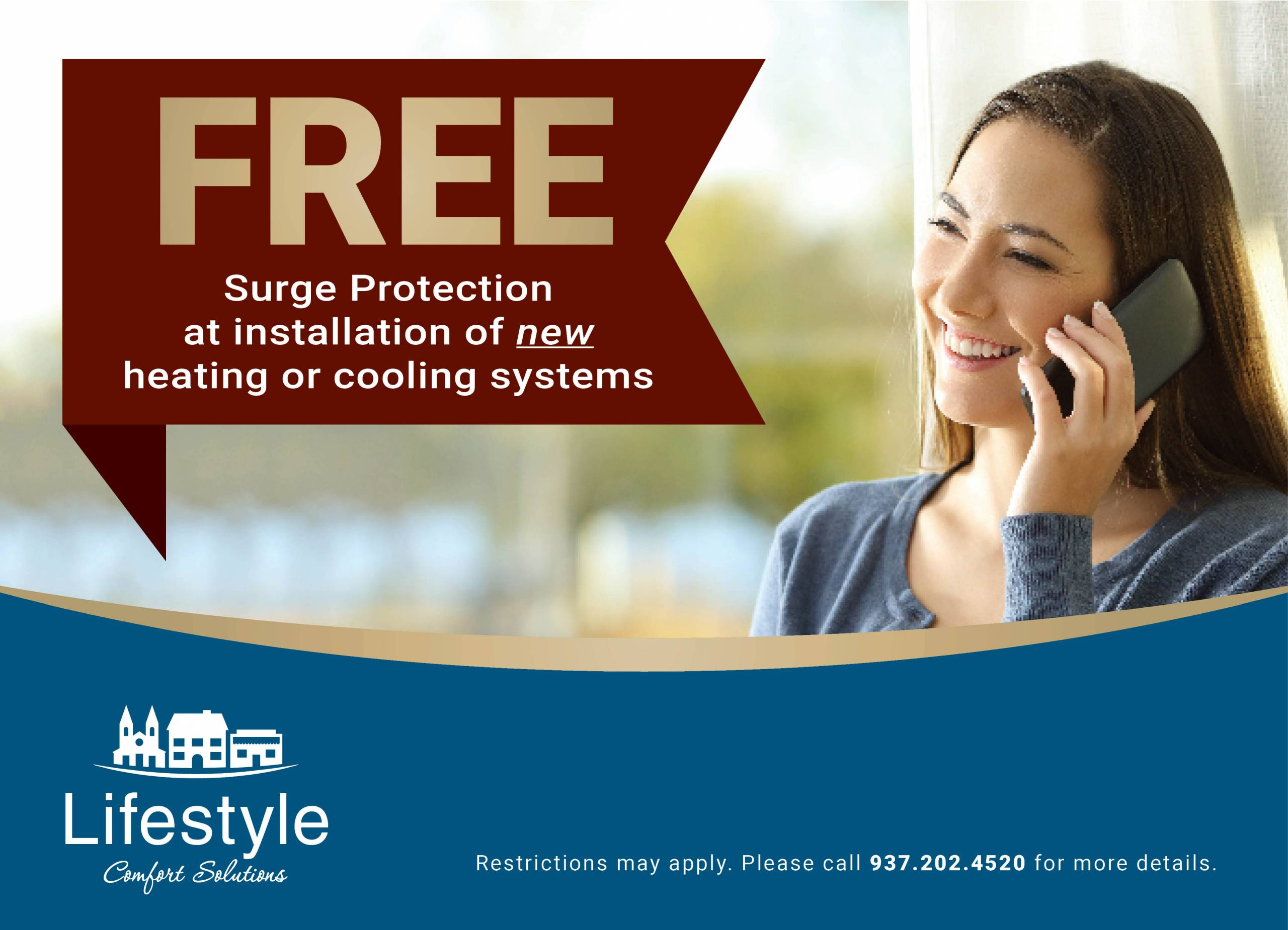 Surge Protection Coupon HVAC